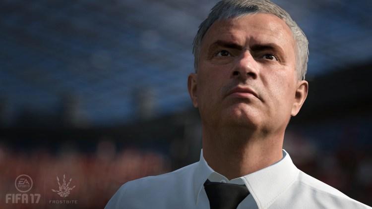 FIFA 17 E3 2016 - Managers