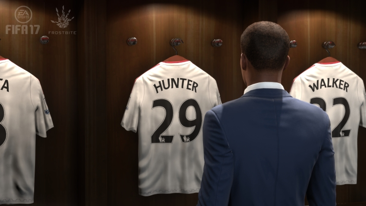 FIFA 17 E3 2016 - United Locker
