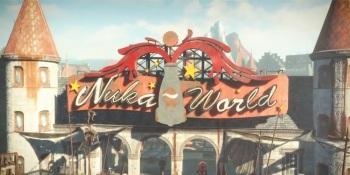 Fallout 4 players will soon explore Nuka World, a postapocalyptic theme park