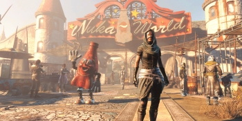 Fallout 4's NukaWorld theme park is revealed in a new trailer