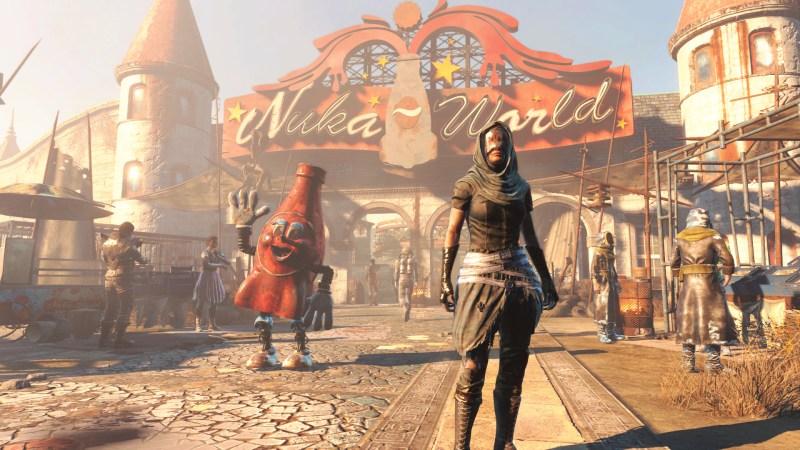 Fallout 4 E3 2016 - NukaWorld 01