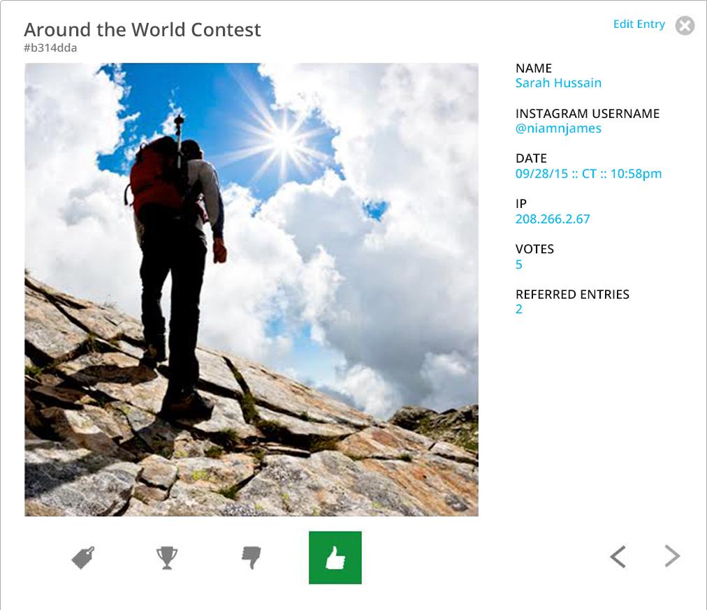Spredfast Product Screenshot
