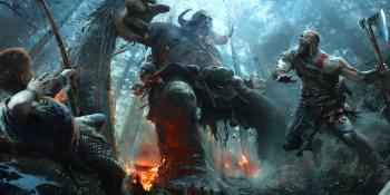 God of War director Cory Barlog says that Sony's violent series is growing up with the industry
