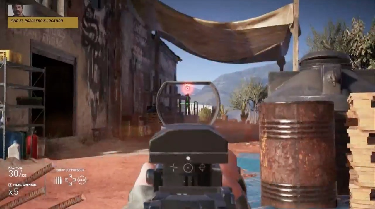 Ghost Recon Wildlands E3 2016 06