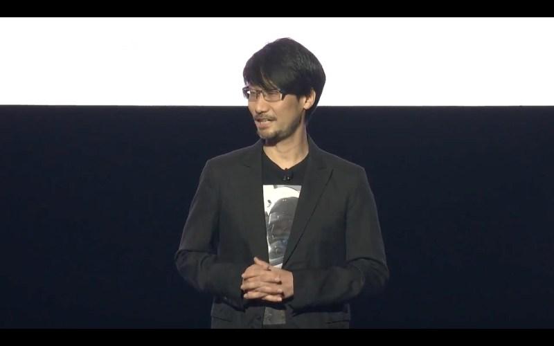 Hideo Kojima E3 2016 02