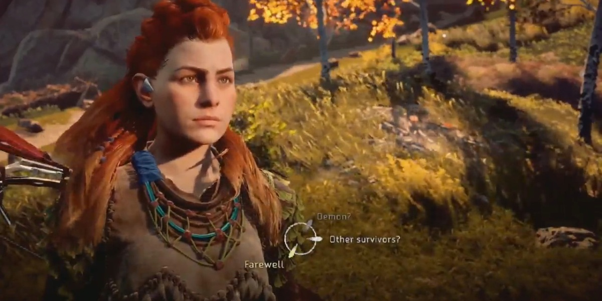 Horizon Zero Dawn E3 2016 03