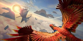 PlayStation VR exclusive How We Soar puts you on the back of a giant bird