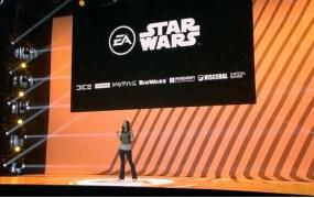 Jade Raymond EA Star Wars E3 2016