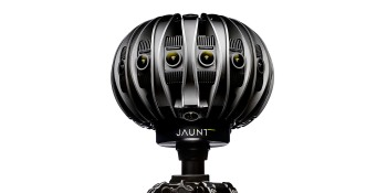 Jaunt's One VR camera now available for rent, opens access to editing software