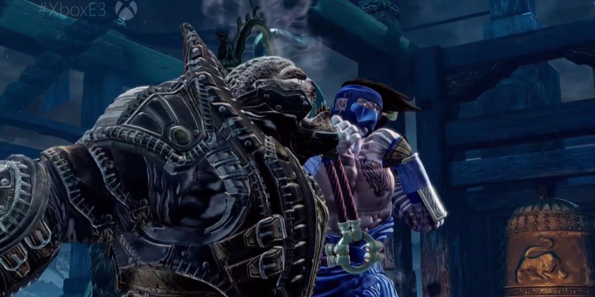Killer Instinct E3 2016 General Raam