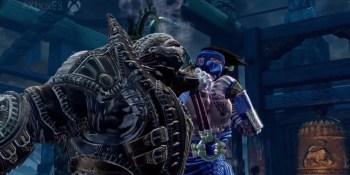 Gears of War's General Raam joins Killer Instinct