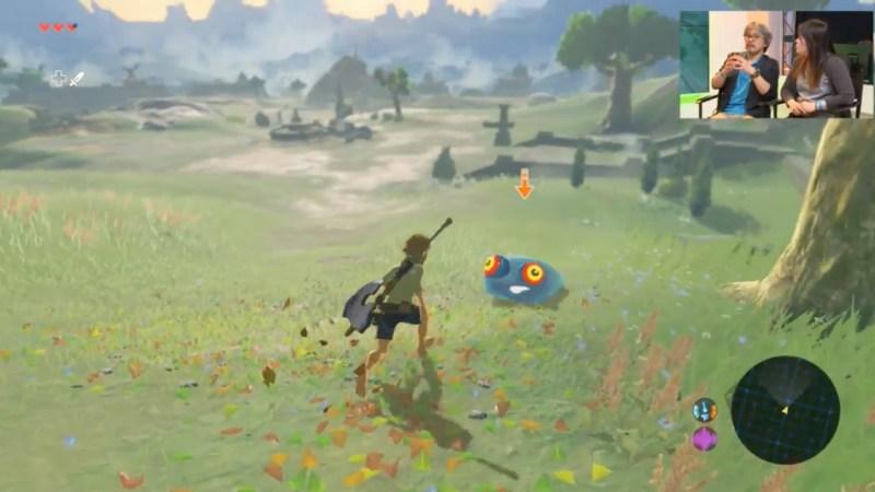 Legend of Zelda Breath of the Wild E3 2016 10