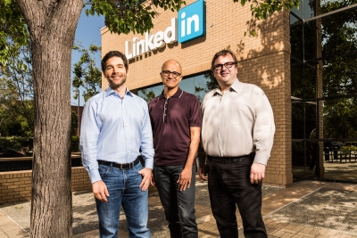 LinkedIn CEO Jeff Weiner's hiring package at Microsoft could be