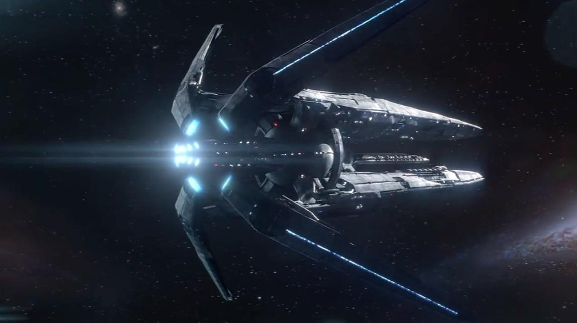 Mass Effect Andromeda E3 2016 01