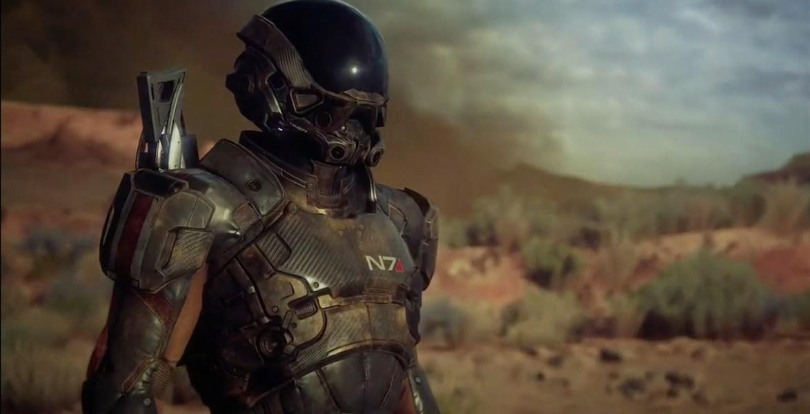 Mass Effect Andromeda E3 2016 04