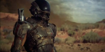 Mass Effect: Andromeda's latest teaser trailer shows the future of marketing is still newsletters
