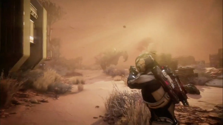 Mass Effect Andromeda E3 2016 05