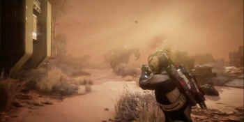 Mass Effect: Andromeda's latest patch fixes black-screen bug and multiplayer issues