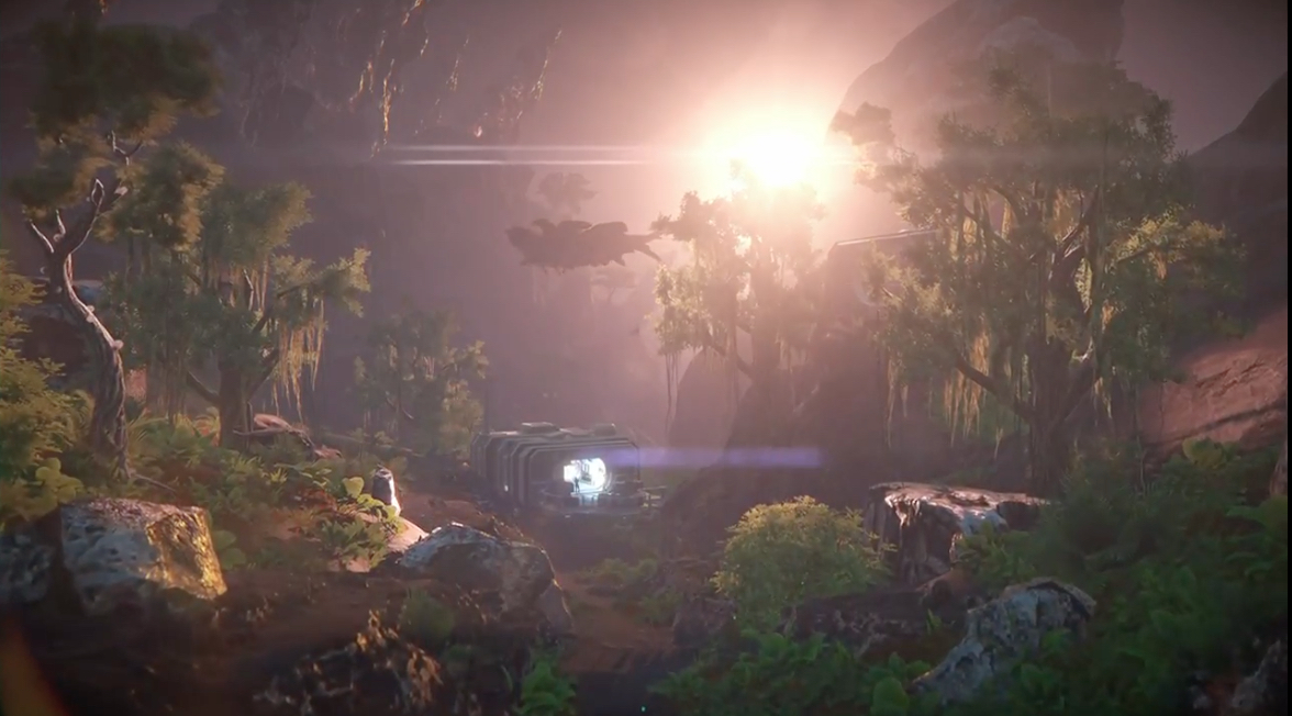 Mass Effect Andromeda E3 2016 06
