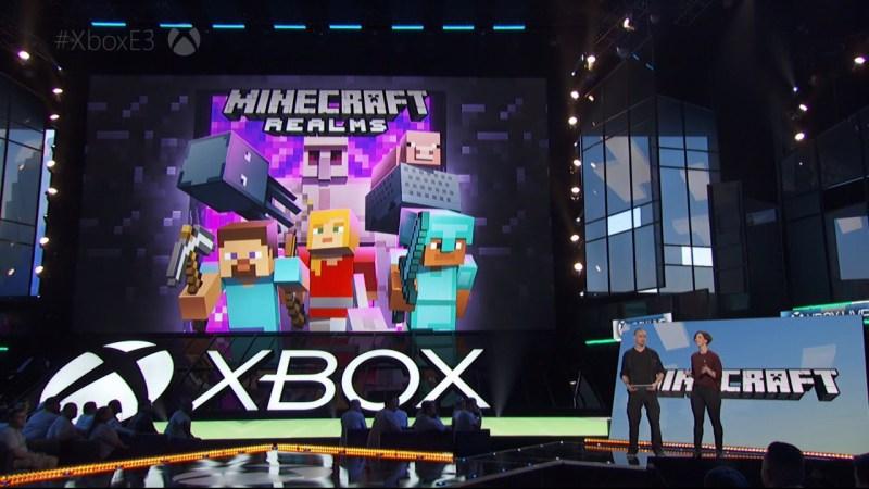 Minecraft E3 2016 01