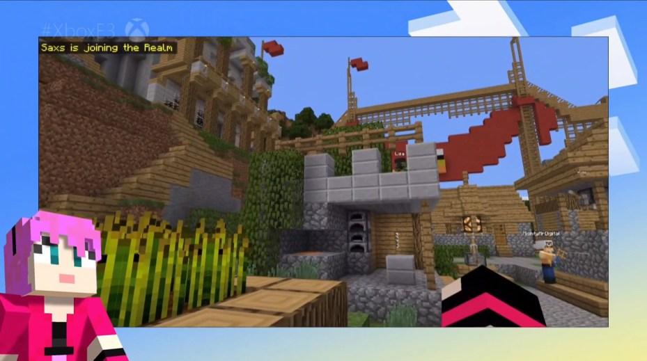 Minecraft E3 2016 02