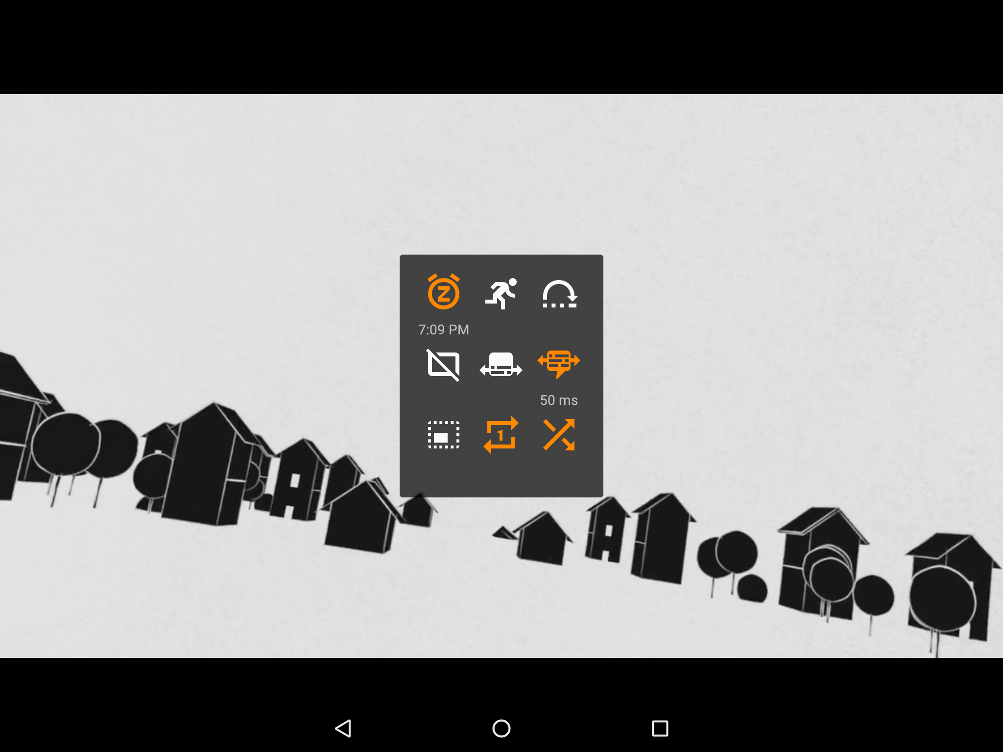 how to keep vlc playlist in seperate window