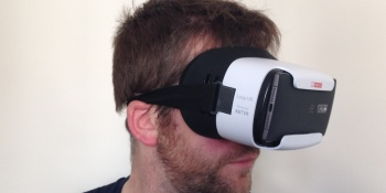 Hands-on with the OnePlus Loop virtual reality headset