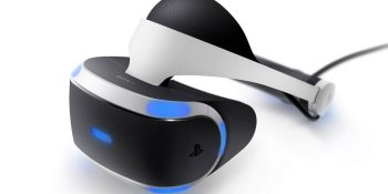 PlayStation VR from Sony Interactive Entertainment.
