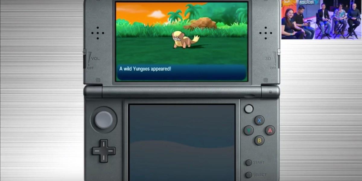 Pokemon Sun and Moon E3 2016 05