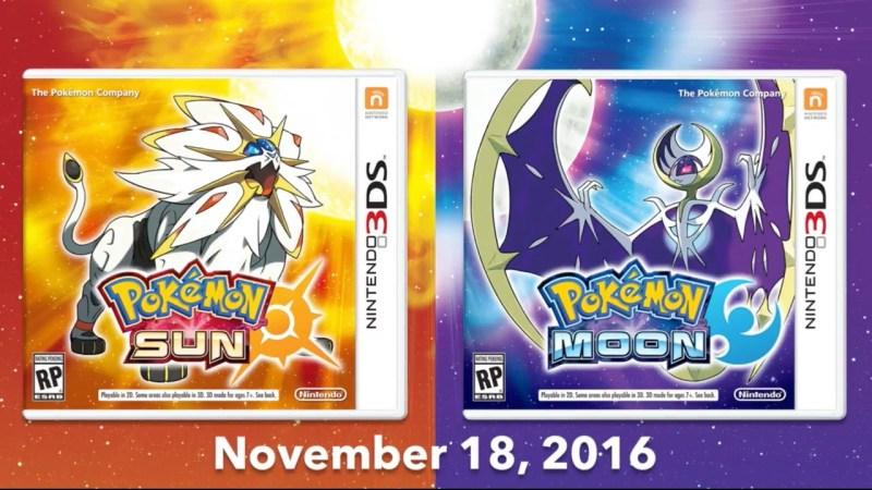 Pokemon Sun and Moon E3 2016 08