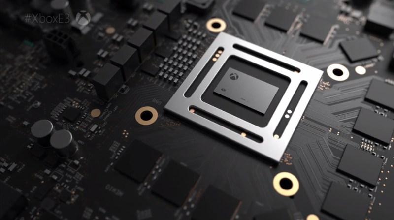 Project Scorpio E3 2016