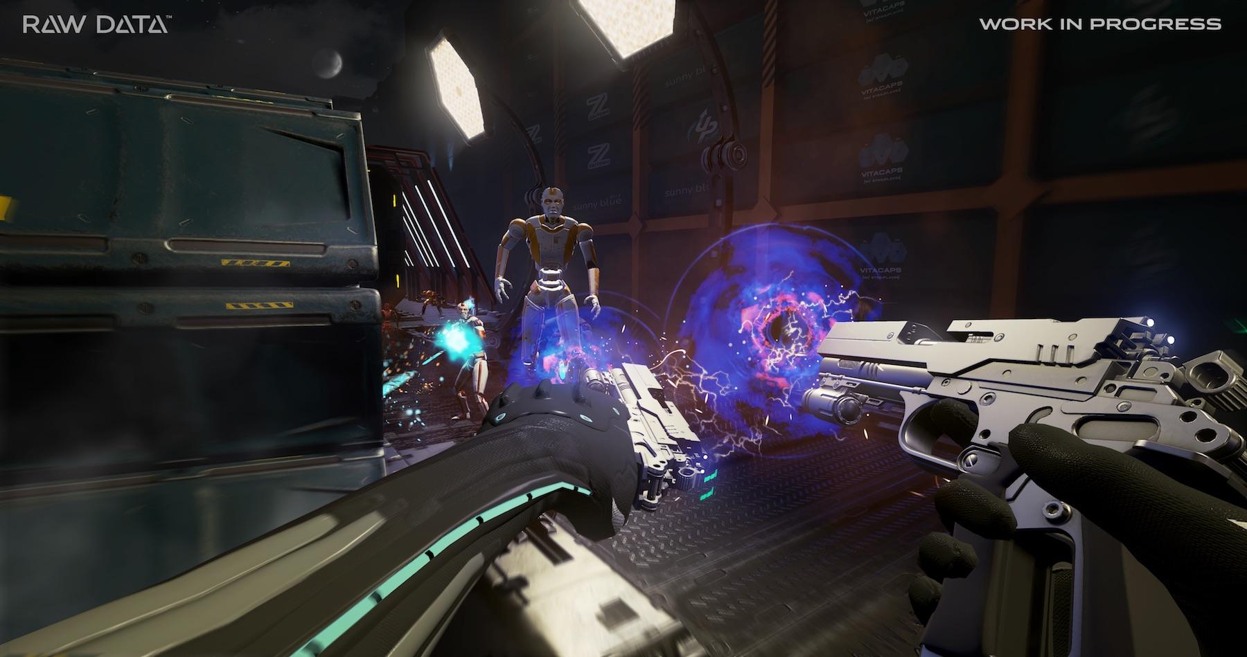 Raw Data: Gunslinger special attack