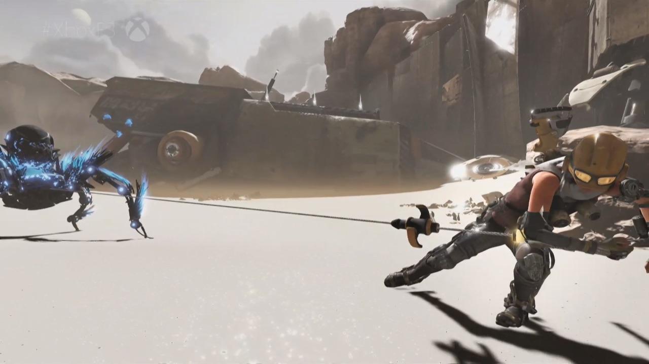 Recore E3 2016 01
