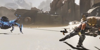 ReCore's new trailer shows how robots are a girl's best friend
