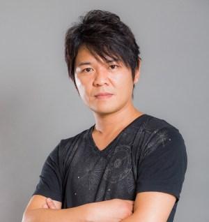 Ryozo Tsujimoto, executive producer for the Monster Hunter series.