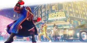 Balrog joins Street Fighter V's roster when Story Mode launches July 1