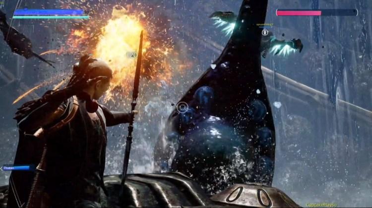 Scalebound E3 2016 02