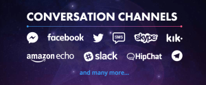 Conversable will support conversational commerce across major messaging platforms.