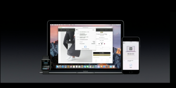 Apple Pay is coming to the web with two-factor TouchID authentication