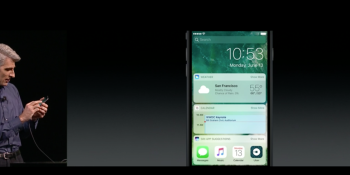 Apple unveils iOS 10 with deeper 3D Touch integration, revamped Photos and Maps apps