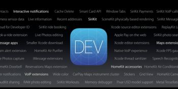 Apple releases Xcode 8 with editor extensions in beta
