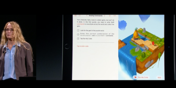 Apple launches Swift Playgrounds app for iPad to teach kids to code