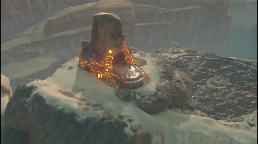Zelda's open world has lots to discover.