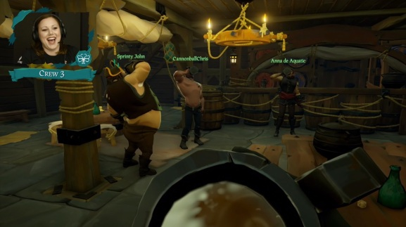 Sea of Thieves E3 2016 02