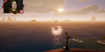 Sea of Thieves hoists the sail on swashbuckling pirate adventures with your friends