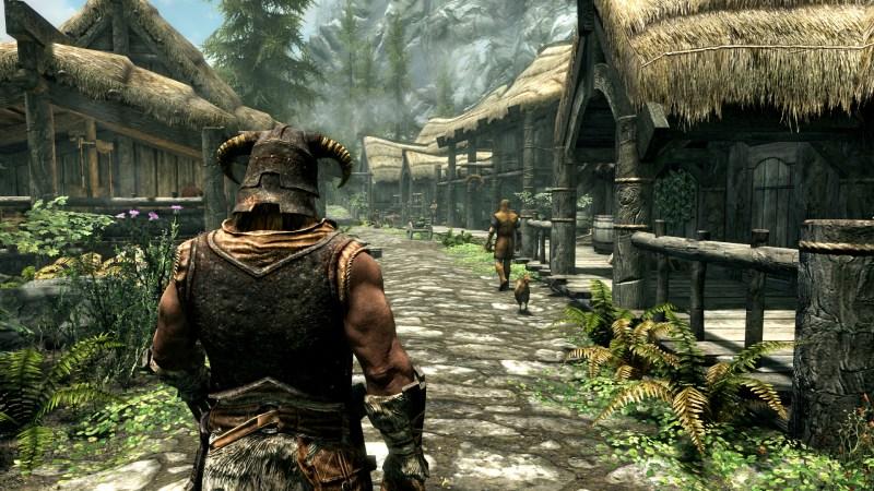 Skyrim Special Edition E3 2016 - Riverwood