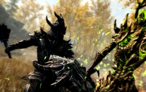 Skyrim Special Edition E3 2016 - Spriggan