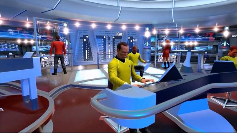 Star Trek Bridge Crew E3 2016 01