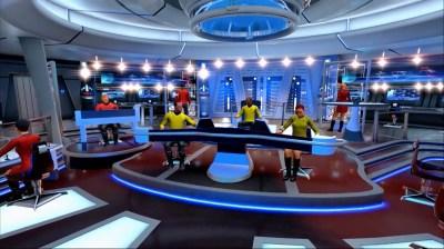 Star Trek: Bridge Crew is great in VR because it feels authentic