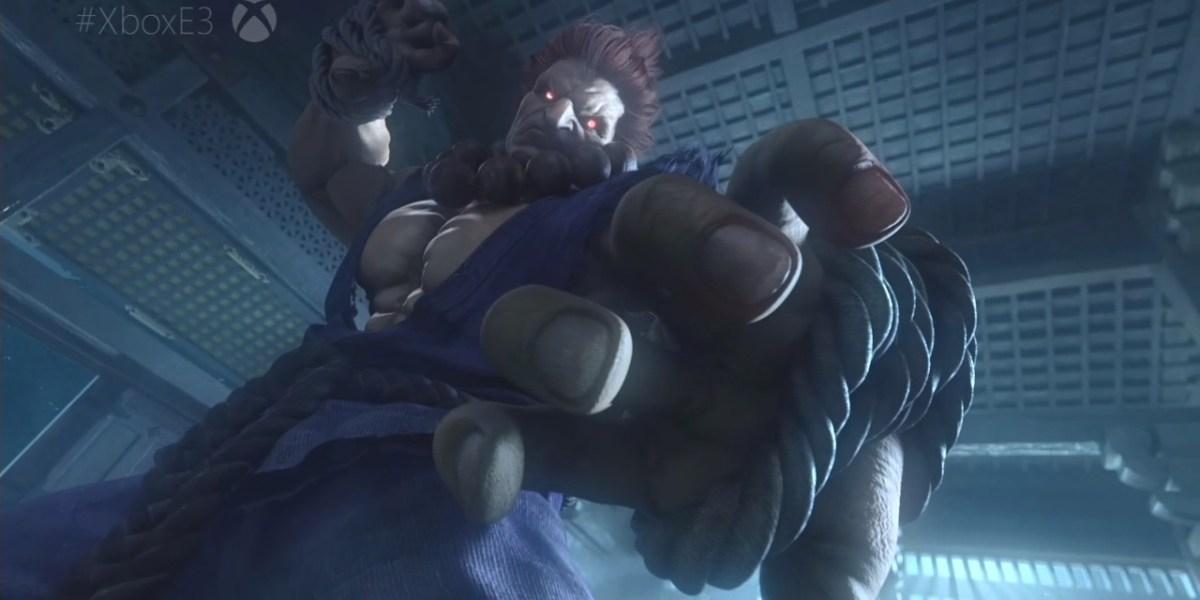 Tekken 7 E3 2016 01